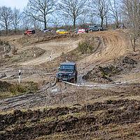 2018-03-11 1. ADAC/NOP Lauf 2018 - 29. ADAC Holstein Wintertrial für Geländewagen, ATV & Quad